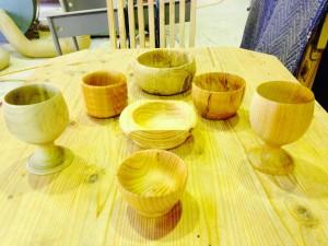 木の器(小鉢・椀)
