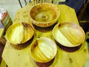 木の器(鉢・皿)
